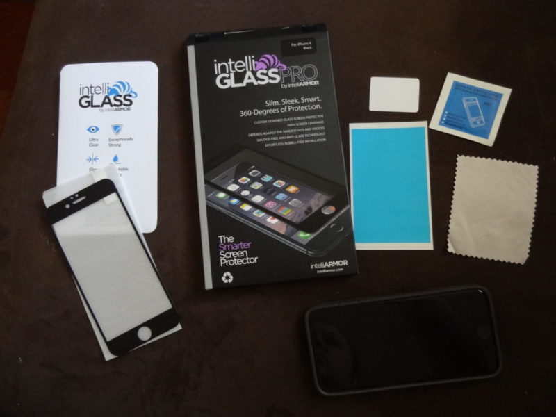 intelliGlass Pro - Maximum Protection for My Precious iPhone Screen
