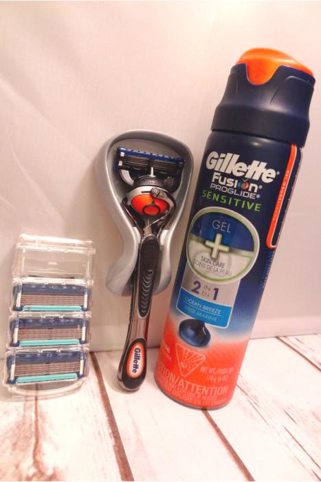 Gillette Shave Club #GiftsForHim (1)
