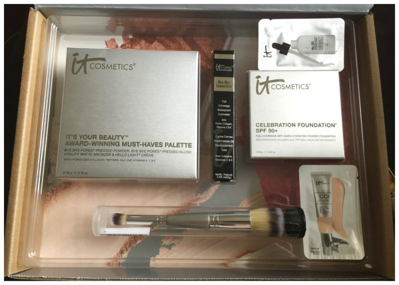 It Cosmetics ITs All About You Collection 2