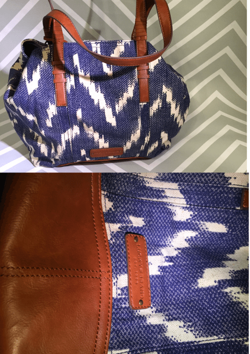 MyHabit Summer Fashion Lucky Brand Tote (2)