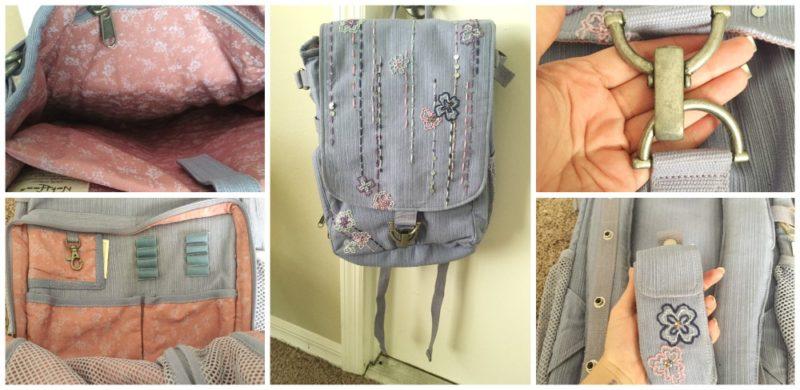 NokHoo Designs Backpack Laptop Bag