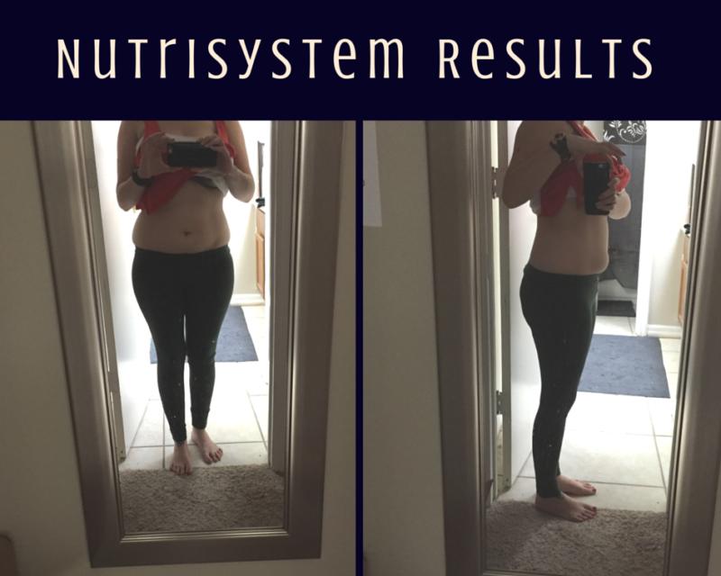 Nutrisystem Results