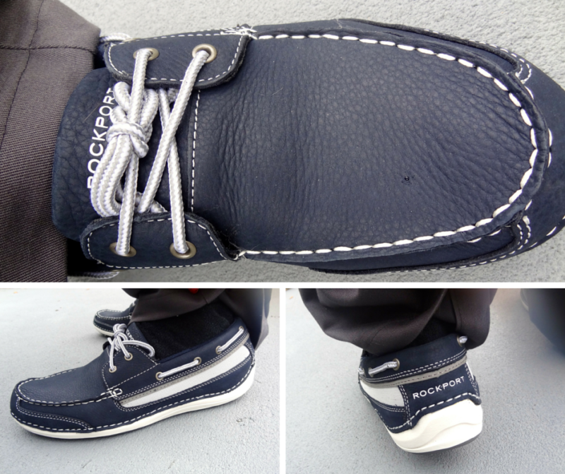 Rockport Boat Shoes