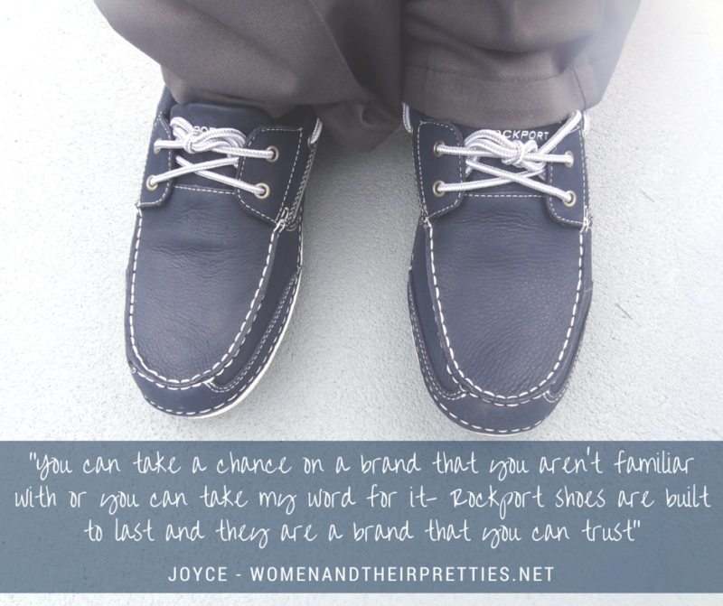 Rockport Brand Quote