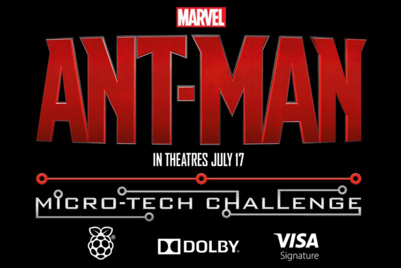 Ant-Man Challenge