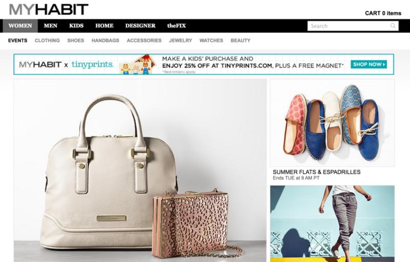 MyHabit Summer Fashion Lucky Brand Tote