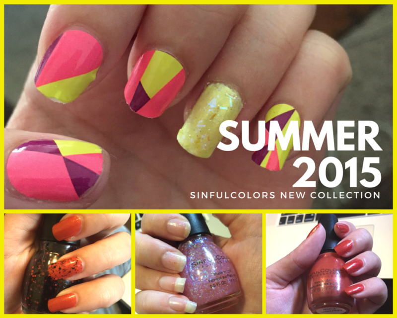 SinfulColors Summer 2015 Collection (1)