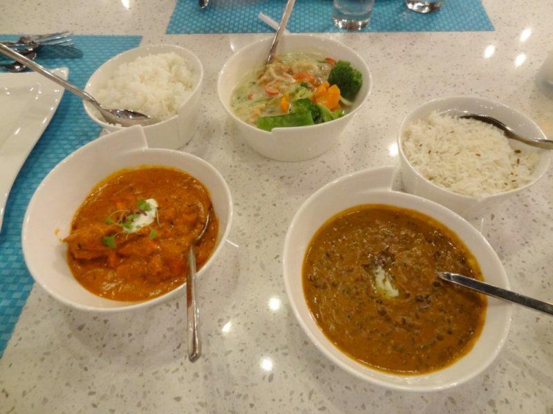 Tabla Restaurant in Orlando - Entrees