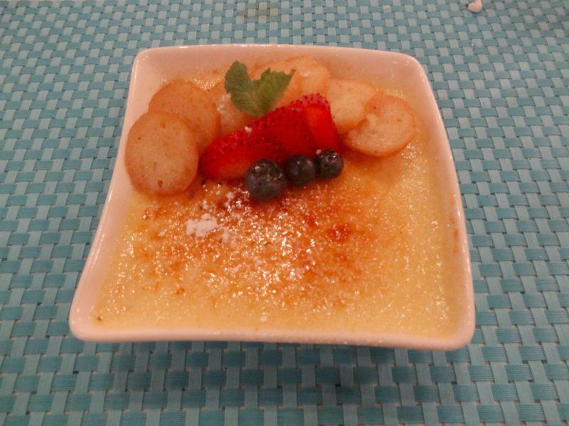 Tabla Restaurant in Orlando - Gulab Juman Brulee