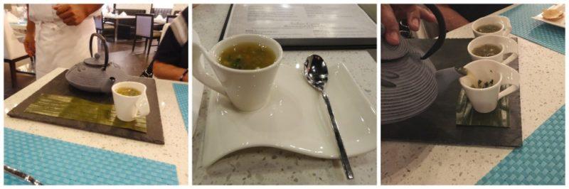 Tabla Restaurant in Orlando - Lemon Coriander Broth Soup
