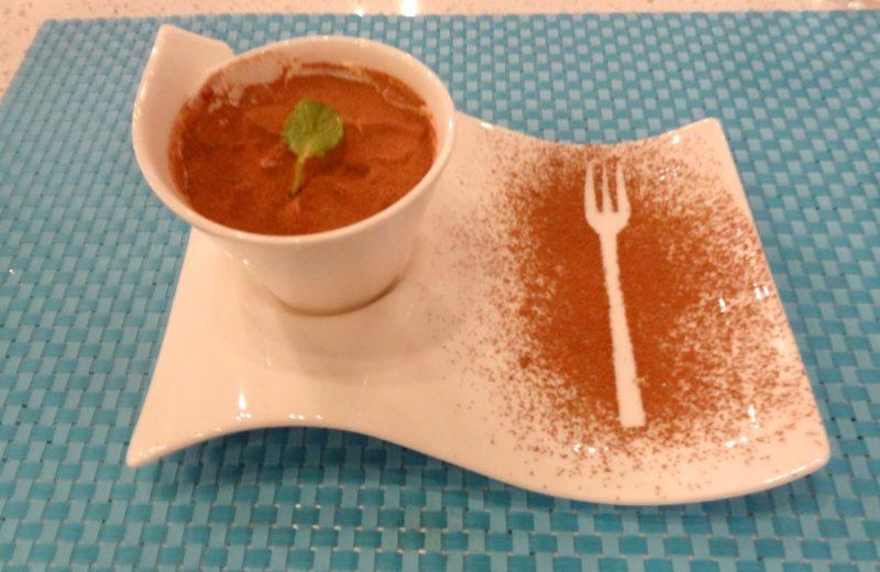 Tabla Restaurant in Orlando - Mango Tiramisu