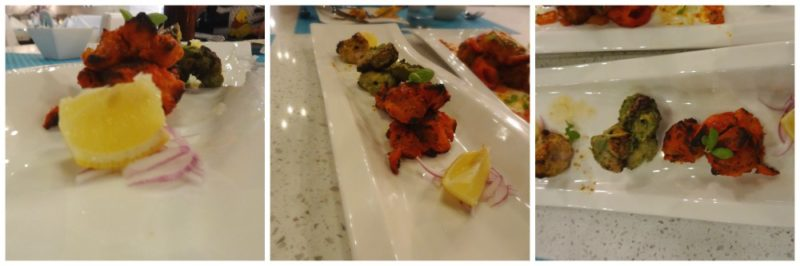 Tabla Restaurant in Orlando - Mixed Kabob Platter
