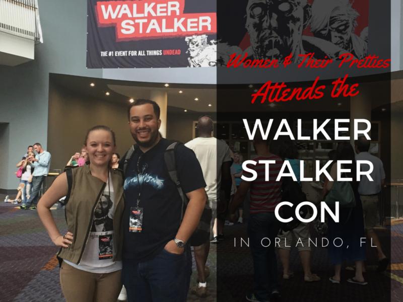 Walker Stalker Con in Orlando Fl #WSCOrlando