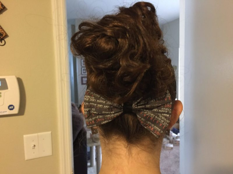 American Horror Story Bow