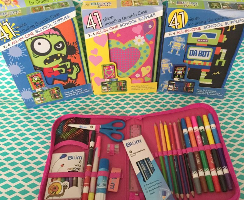 Blum Back To School Kits