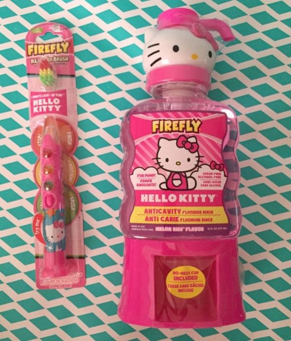 Firefly Toothbrushes - Hello Kitty