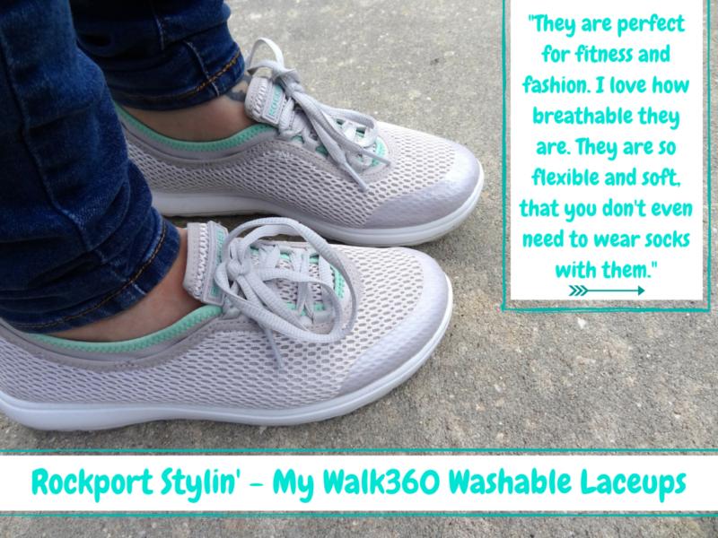 Rockport Stylin' - My Walk360 Washable