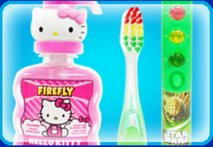 Firefly Toothbrushes - Good, Clean, Fun.