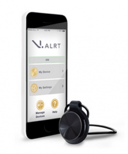 V.ALRT - WEARABLE PERSONAL ALERT HELP BUTTON