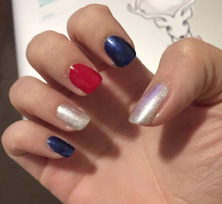 SinfulColors Having a Blast 4th of July Collection