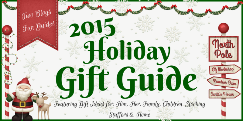 Two Blogs Fun Guides Holiday Gift Guide