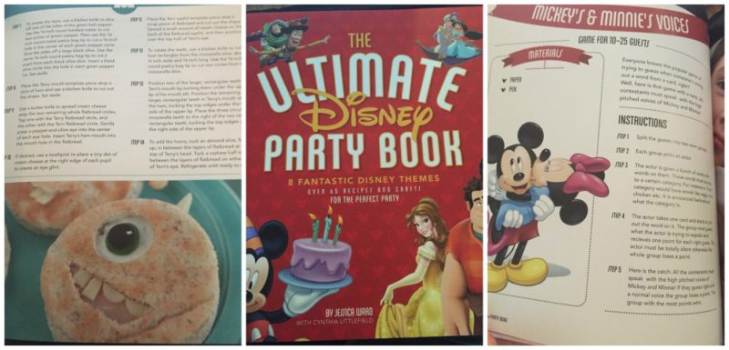 Ultimate Disney Party Book