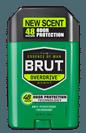 BRUT Overdrive and Stamina 48hr Odor Protection Deodorant ($2.49; Walgreens.com)