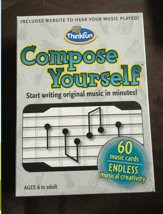 Compose Yourself Music Game for Kids