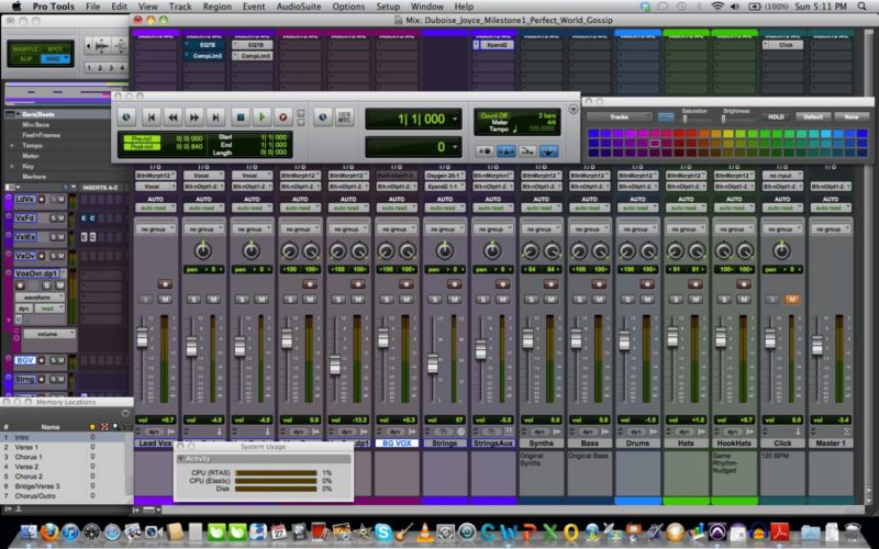 ProTools 9 Home Music Studio