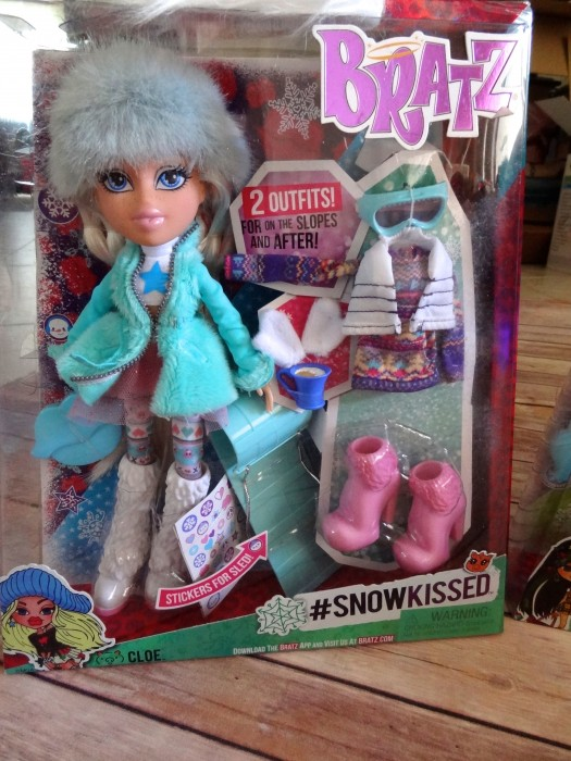 The Bratz #SnowKissed line is the hottest toy of the 2015 holiday season! Grab one for your kids before they run out! #GiftsForKids