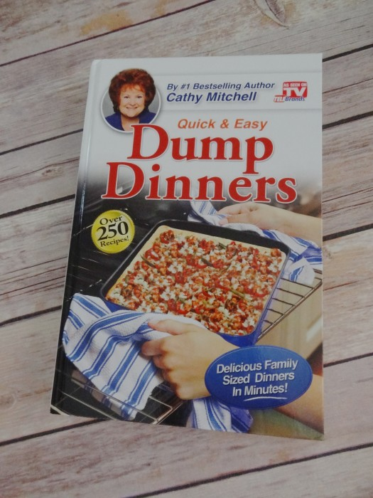 As Seen On Tv: Dump Dinners and Dump Cakes - Thanks @TELEbrands! #AsSeenOnTV http://wp.me/p4OPhf-2Wu