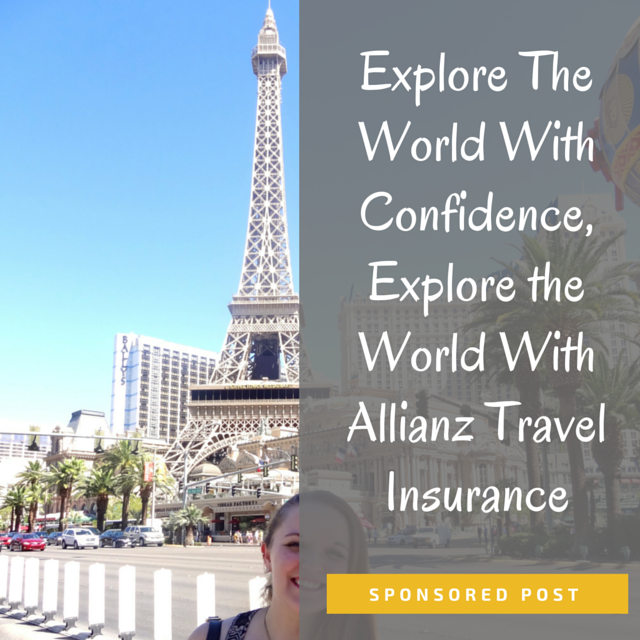 Explore The World With Confidence, Explore the World With #Allianz Travel Insurance