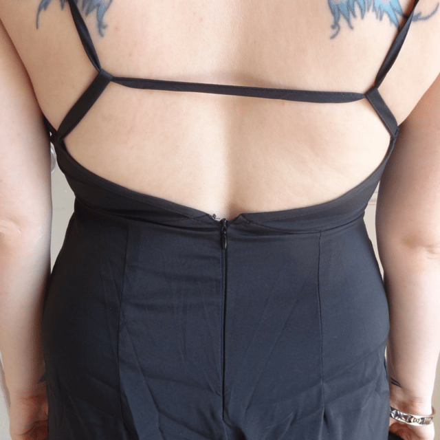 Finejo Jumpsuit Zipper