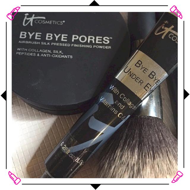 It Cosmetics Bye Bye Pores Pressed Finishing Powder #ItGirl #ItCosmetics (1)