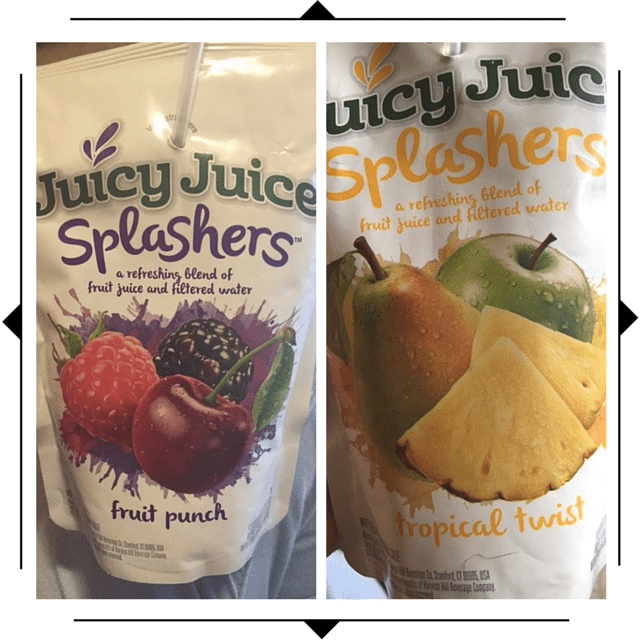 Juicy Juice Splashers for #BackToSchool - #JuicyJuice (2)