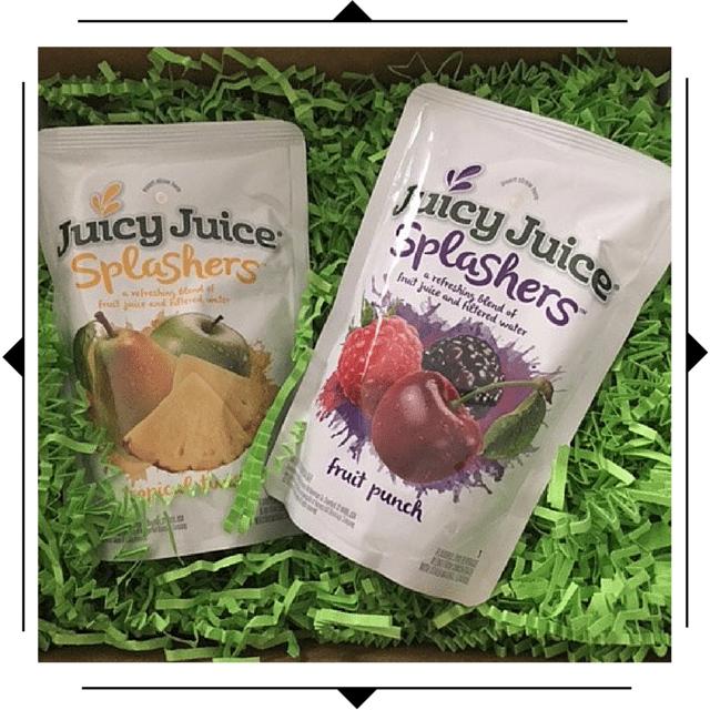 Juicy Juice Splashers for #BackToSchool - #JuicyJuice
