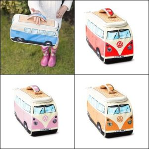 Monster Factory VW Camper Lunch Box for #BackToSchool