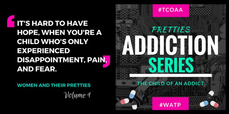 Pretties Addiction Series Vol. 1#TCOAA