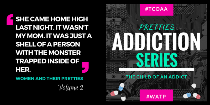 Pretties Addiction Series Vol. 2 #TCOAA