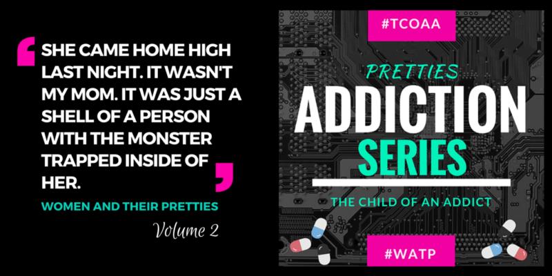Pretties Addiction Series Vol. 2 #TCOAA