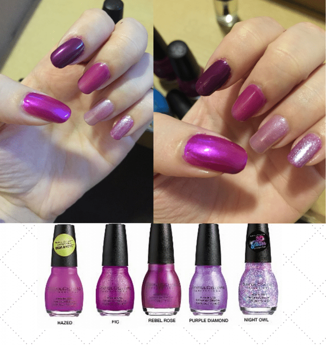 SinfulColors Class Act Nail Polish Collection