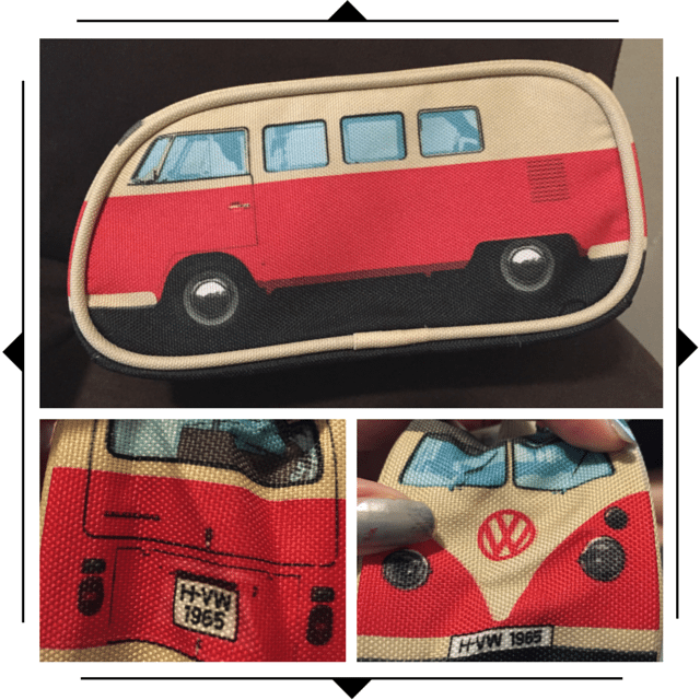 VW Camper Pencil Case for #BackToSchool