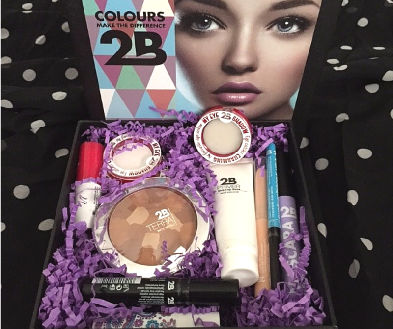2B Coulour Cosmetics #Bblogger (12)