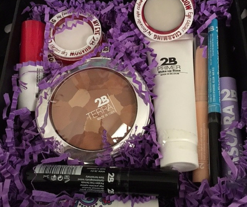 2B Coulour Cosmetics #Bblogger (13)
