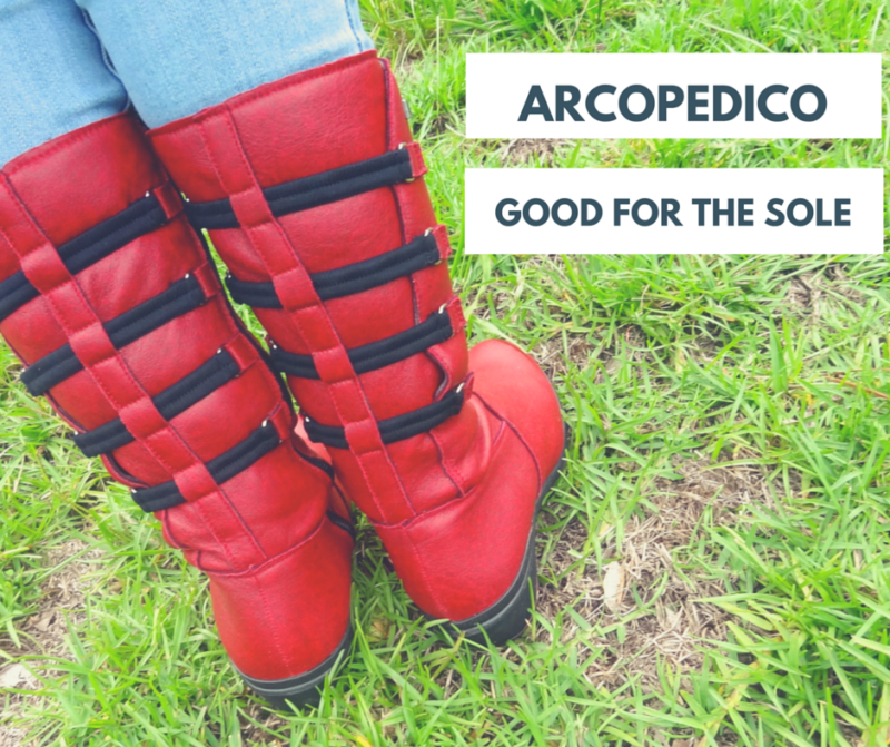 Arcopedico - Healthy Footwear For #FallFashion (1)