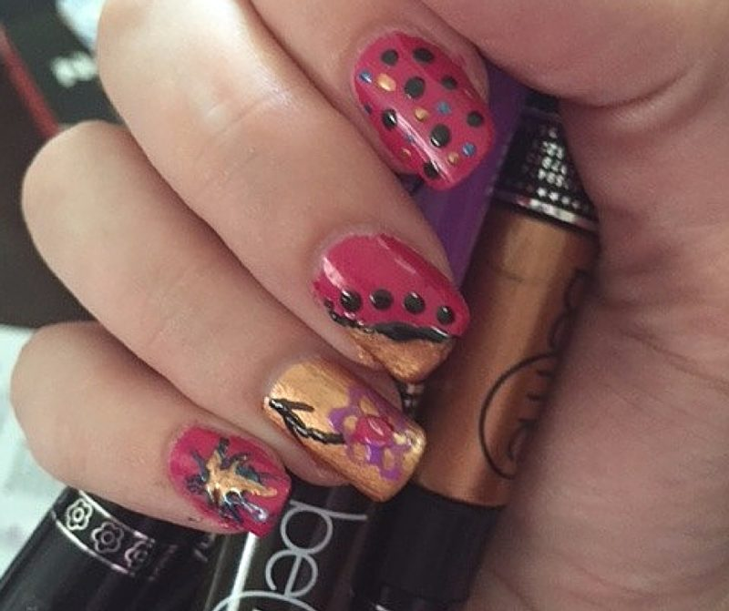 BeMe Nail Art Pens - Harvest Collection Fall nails