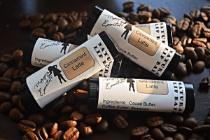 Cinnamint Latte - Coffee Lip balm