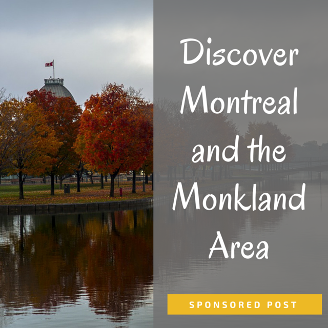 Discover Montreal and the Monkland Area