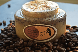 Emusified Coffee Scrub