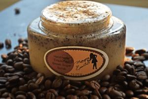 Emusified Coffee Scrub